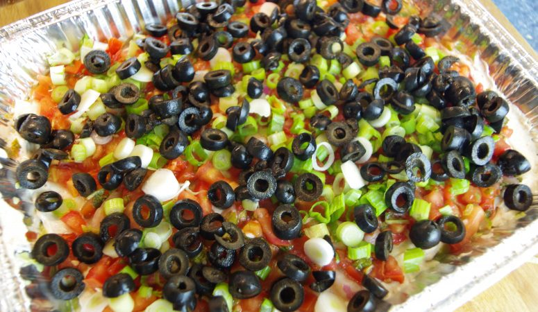 Fiesta Ranch Seven Layer Dip