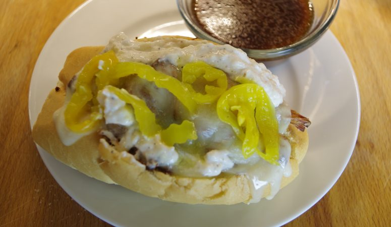 Italian Shredded Beef Sandwiches