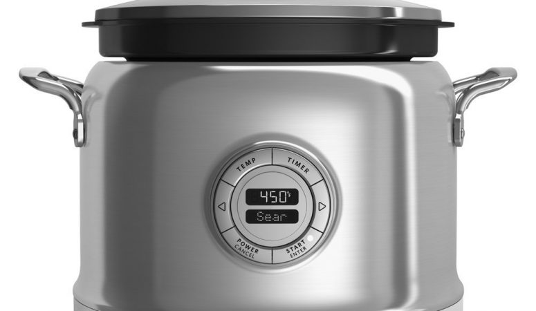 Kitchen Aid Multi-cooker with Stir Tower
