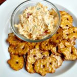 Sweet and spicy pimento cheese