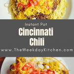 Instant Pot Cincinnati Chili