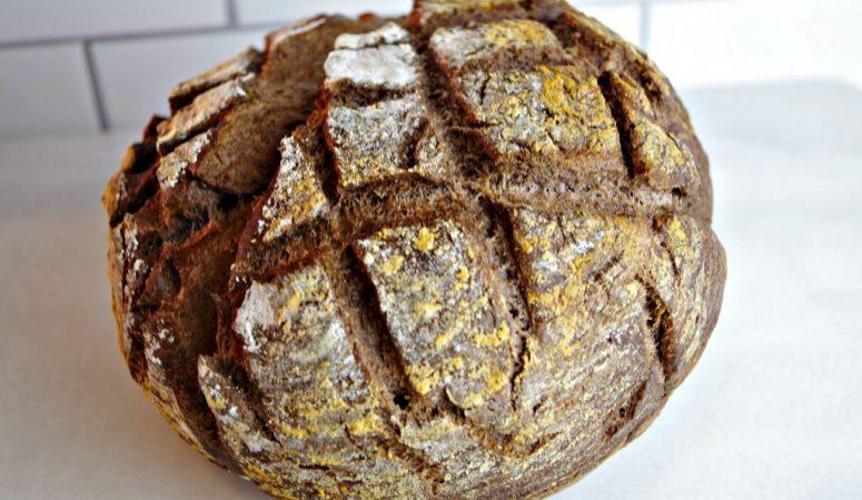 King Arthur Flour Pumpernickel Boule
