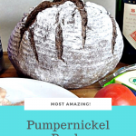 King Arthur Flour Pumpernickel Boule
