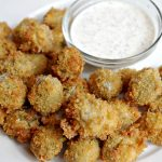 Deep Fried Blue Cheese Stuffed Olives