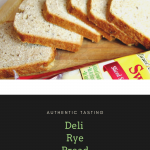 Deli Rye Bread