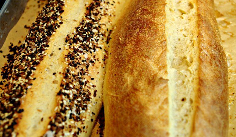 Overnight Rise Italian Bread