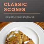 Classic Scones