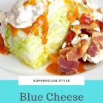 Supper Club Blue Cheese Dressing