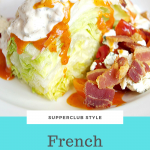 Supperclub style French Dressing