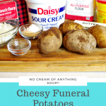 Cheesy Funeral Potatoes