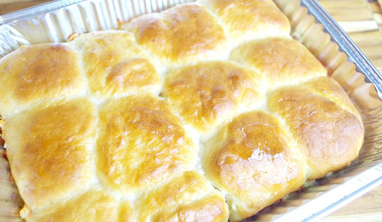 King Arthur Flour Amish Potato Rolls