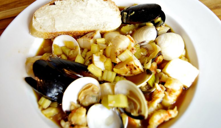 Shellfish Soup