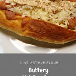 Buttery Hot Dog Buns
