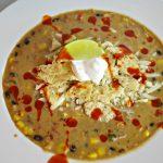 Instant Pot Santa Fe Soup