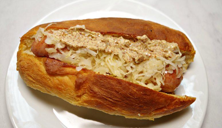 King Arthur Flour Buttery Hot Dog Buns