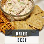 Dried Beef Dip