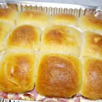 Cheese Brioche Rolls