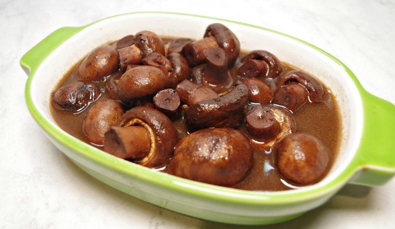Instant Pot Beefy Sauteed Mushrooms