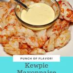 Kewpie Mayonnaise Aioli