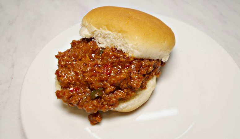 Instant Pot Sloppy Joe