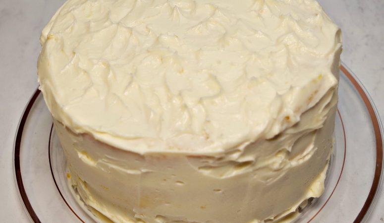 Instant Pot Lemon Layered Cheesecake