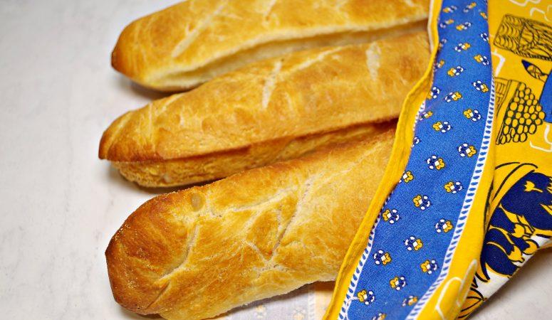 King Arthur Flour Easy Baguettes