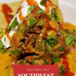 Instant Pot Southwest Meatloaf