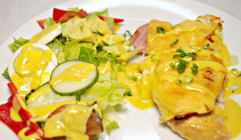 Honey Mustard Sous Vide Chicken