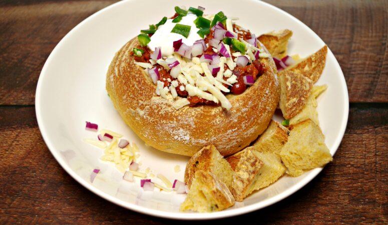 Jalapeno Corn Bread Bowls