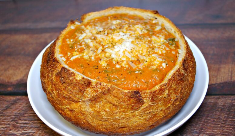 Instant Pot Florentine Tomato Soup