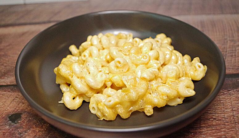 Molecular Gastronomy Instant Pot Mac & Cheese