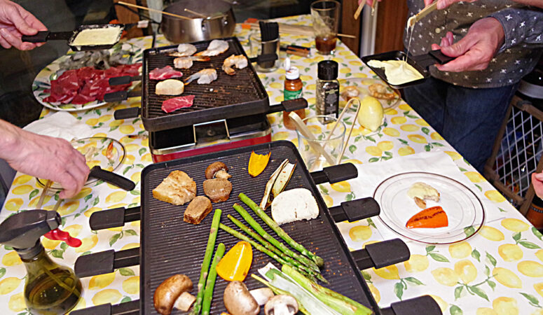 Raclette- The Cheese And The Party