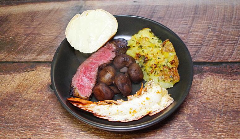 Sous Vide Tomahawk Steak